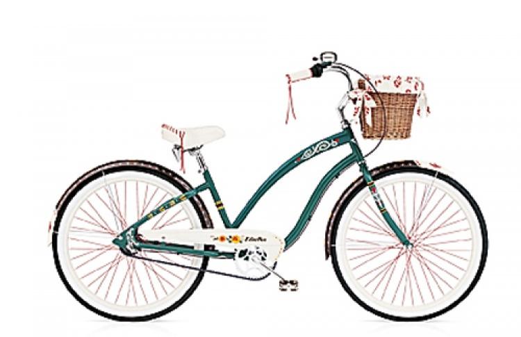 Велосипед Electra отклиники ГрандМед