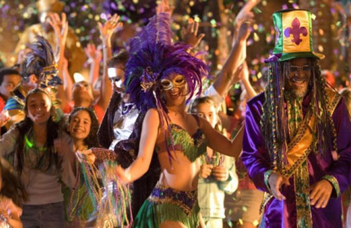 Карнавал Mardi Gras впервые пройдет вМоскве