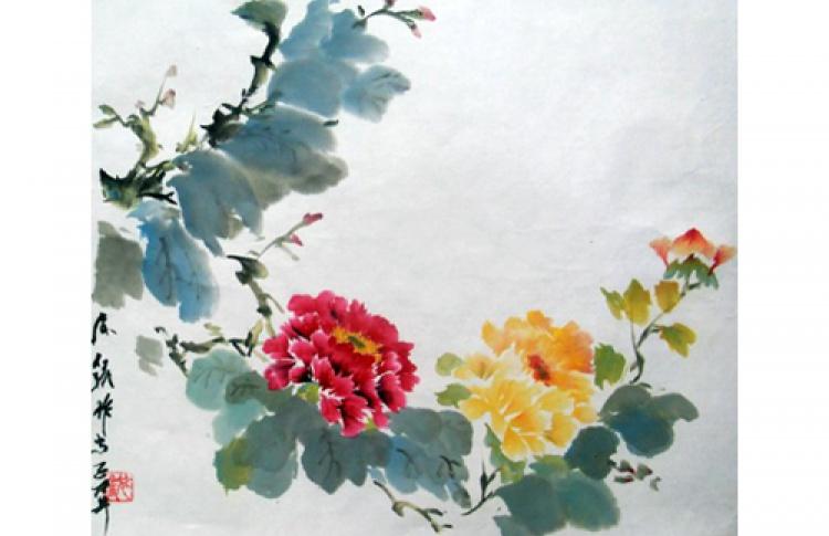 Китайская традиционная живопись