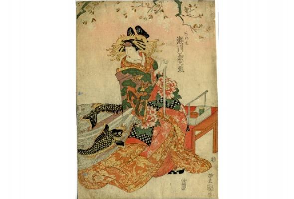 Японская гравюра - Фото №2