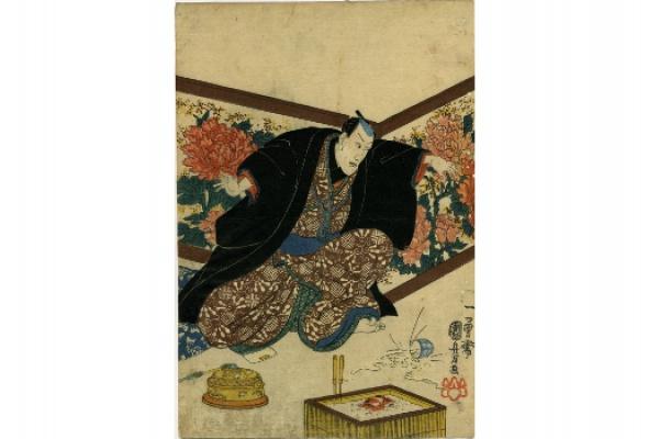 Японская гравюра - Фото №3