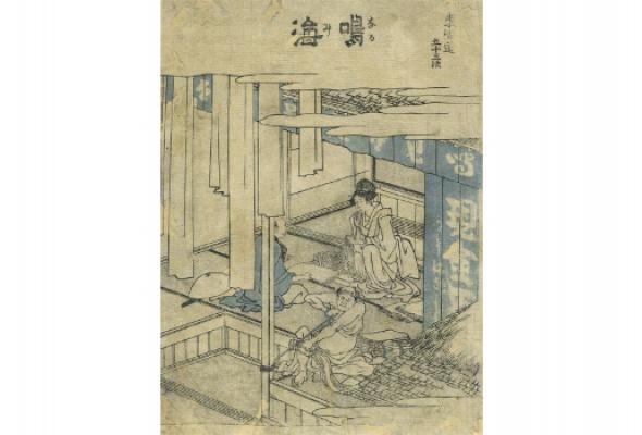 Японская гравюра - Фото №4