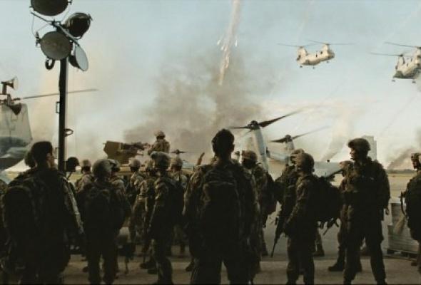 Инопланетное вторжение: Битва за Лос-Анджелес - Фото №13