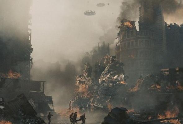 Инопланетное вторжение: Битва за Лос-Анджелес - Фото №12