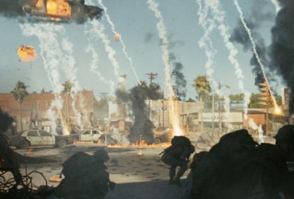 Инопланетное вторжение: Битва за Лос-Анджелес - Фото №10