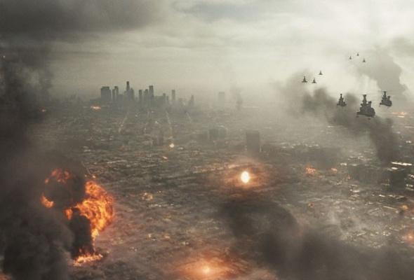 Инопланетное вторжение: Битва за Лос-Анджелес - Фото №8
