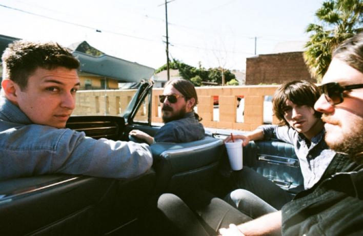 Arctic Monkeys выпустят новую пластинку виюне