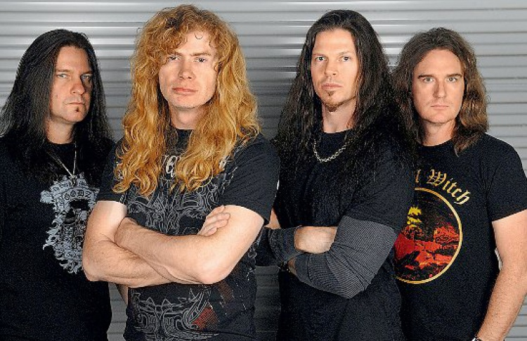 Slayer & Megadeth