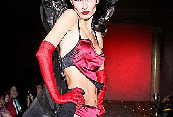 Victoria'sSecret неоставила для москвичей секретов - Фото №1