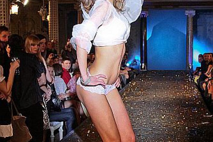 Victoria'sSecret неоставила для москвичей секретов