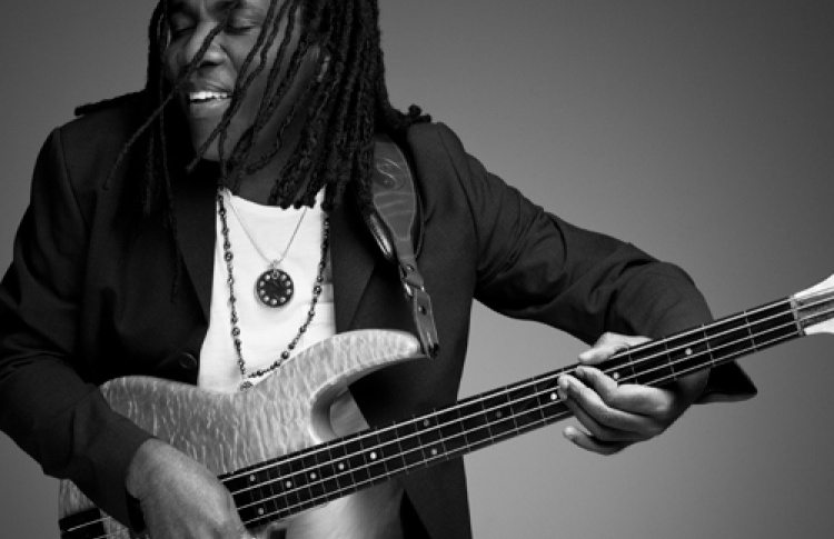 Richard Bona (Камерун - Франция - США)