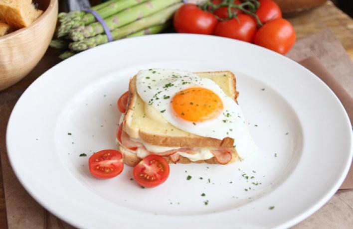 Завтраки вBarAnka