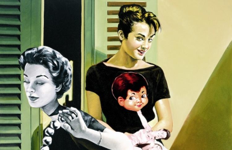 """""""Вымысел и реальность"""". Испанское искусство XXI века из коллекции современного искусства музея Патио Эррериано, Вальядолид"""