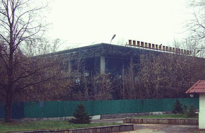 Парк Горького реконструируют под нужды «Гаража»
