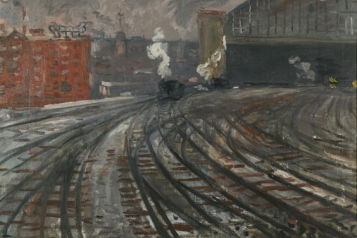 Выставка Александра Русакова