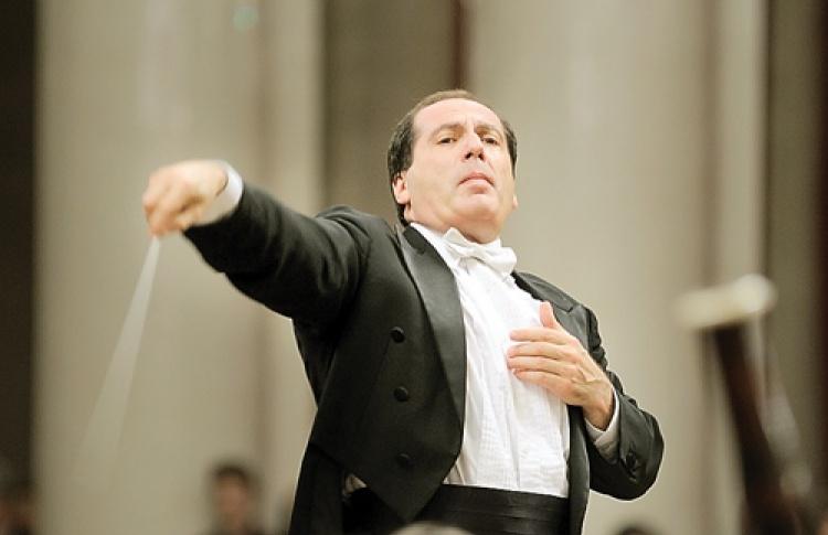 Гастроли Московского государственного академического симфонического оркестра