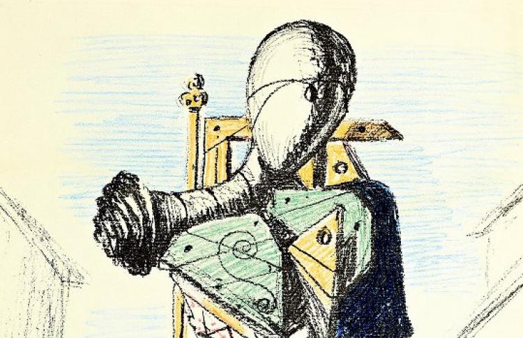 Коллективное бессознательное: графика сюрреализма от де Кирико до Магритт
