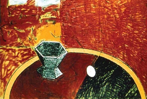 Арт-исповедь художника, закрученная вокруг темы перемещений - Фото №1