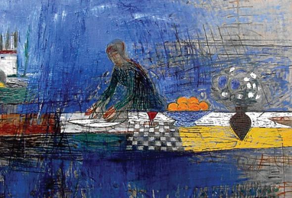 Арт-исповедь художника, закрученная вокруг темы перемещений - Фото №2