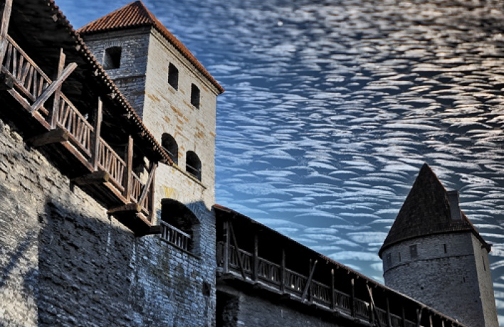 Путешествие вЭстонию