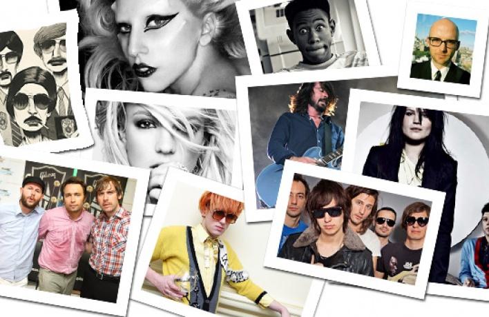 10самых ожидаемых альбомов весны