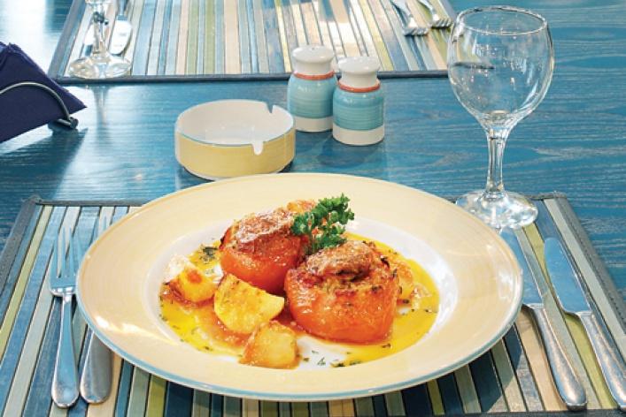 Обзор блюд: Постное меню