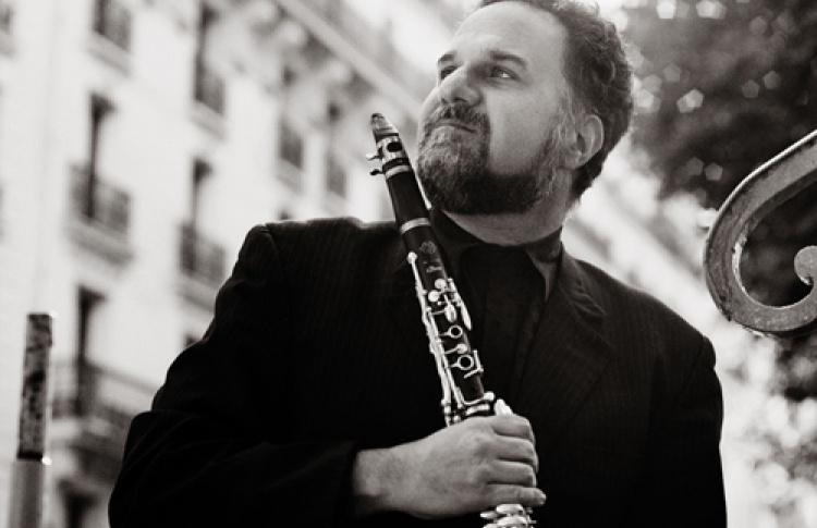 VII Фестиваль французского джаза Le Jazz. David Krakauer (кларнет, США)