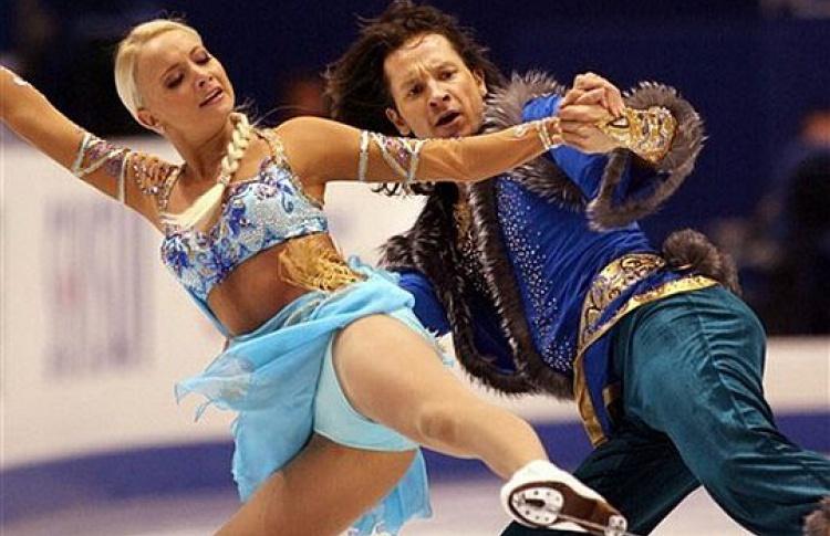Чемпионат мира пофигурному катанию пройдет вМоскве