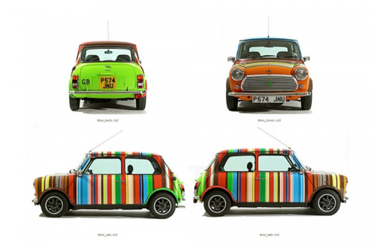 Paul Smith Mini Party