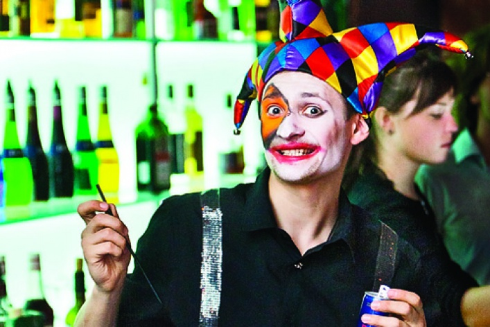 Открытие клуба Circus