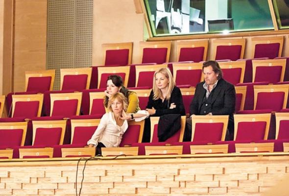 Репортаж срепетиции оперы «Ариадна наНаксосе» - Фото №4
