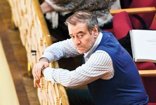 Репортаж срепетиции оперы «Ариадна наНаксосе» - Фото №5
