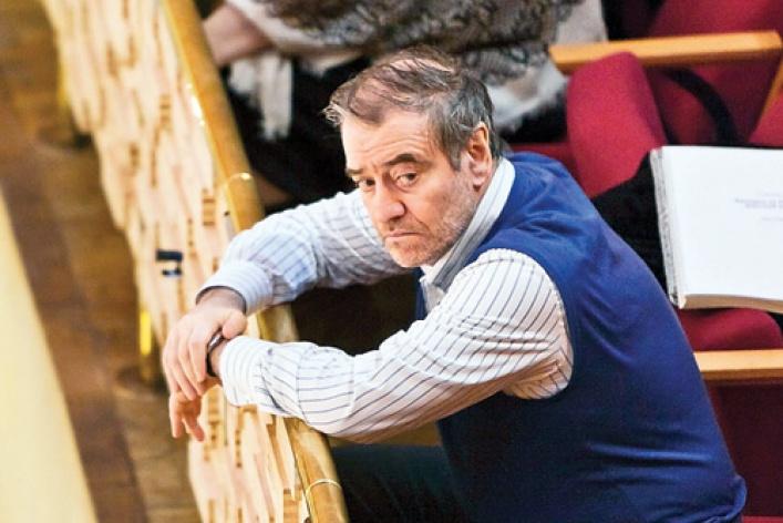 Репортаж срепетиции оперы «Ариадна наНаксосе»