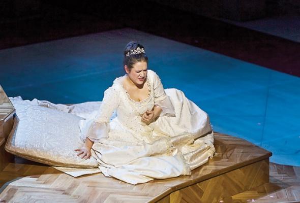 Репортаж срепетиции оперы «Ариадна наНаксосе» - Фото №7