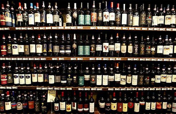 Сеть алкогольных гипермаркетов опутает город