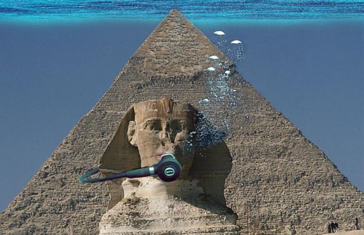 Первые самолеты полетели вЕгипет 2апреля