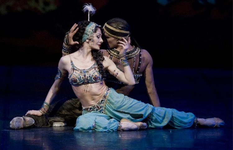 Мeждународный балетный фестиваль Dance Open