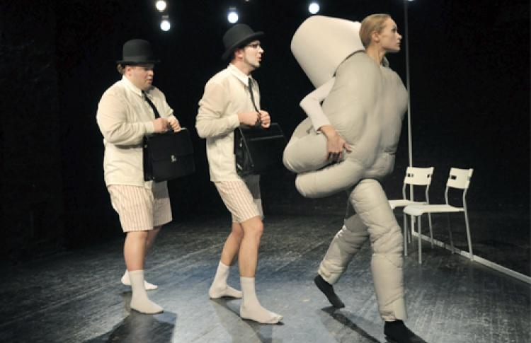 Спектакль «Стриптиз»