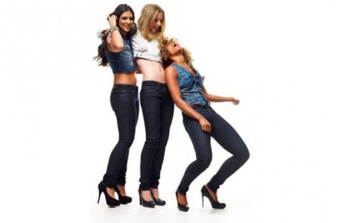 Твоя фигура— ключ кидеальным джинсам
