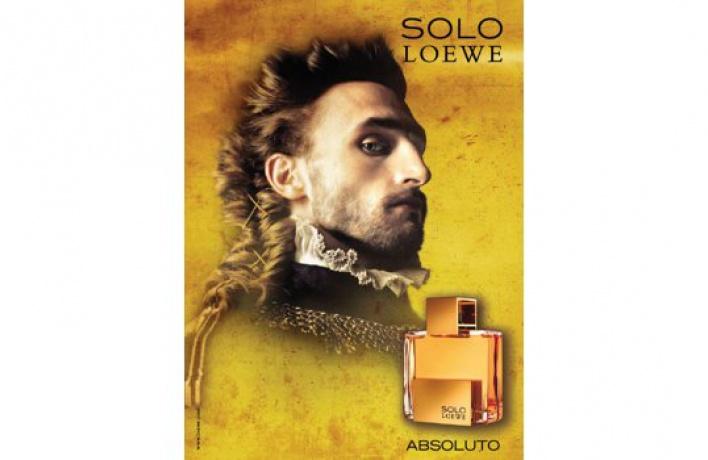Стань абсолютным королем вместе сновым мужским ароматом Solo LOEWE Absoluto!