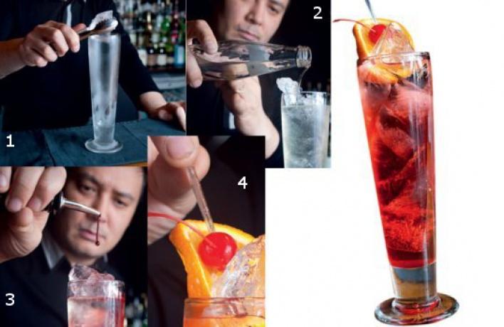 Безалкогольные коктейли — вкусно иполезно