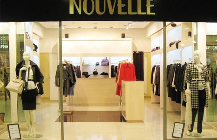 Весенние коллекции вNouvelle