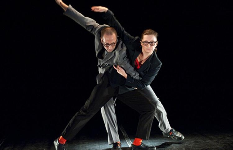 От неоклассики к концептуальному танцу