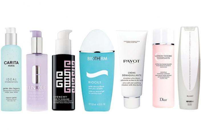7проверенных средств для снятия макияжа