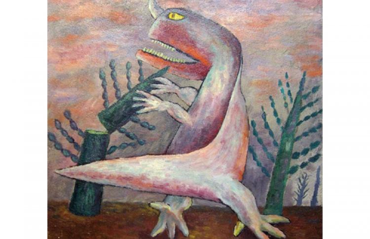 Персональной выставке Александра Овчинникова