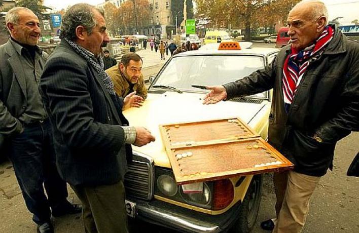«Бомбил» будут штрафовать на5000 рублей
