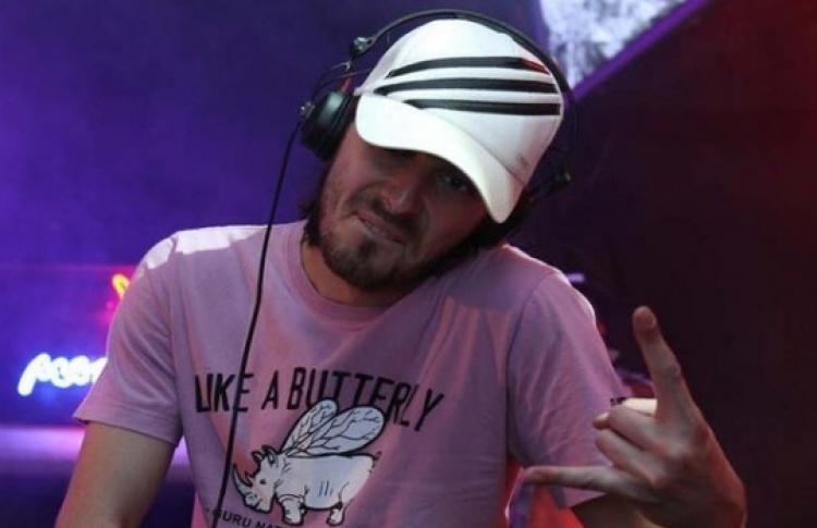 DJ Necto Lukas