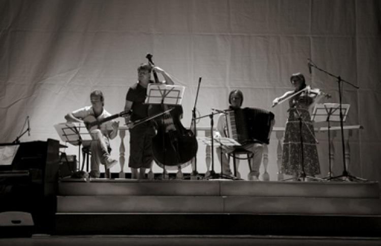 """Orquesta Primavera и Сауле Искакова с программой """"Tiempo del Tango"""""""