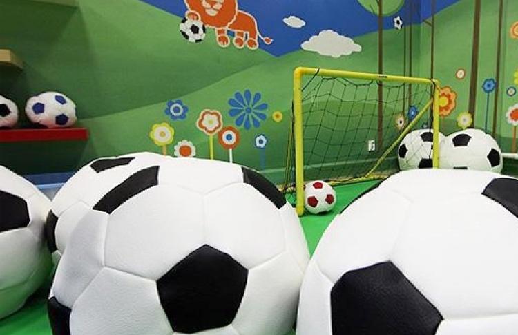 Семейный сектор настадионе «Петровский»