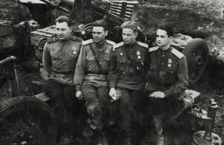 Судьбы в годы Великой Отечественной войны: письма, дневники, воспоминания красноармейцев-евреев